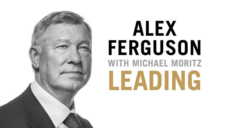 Alex Ferguson : Leading Book Review