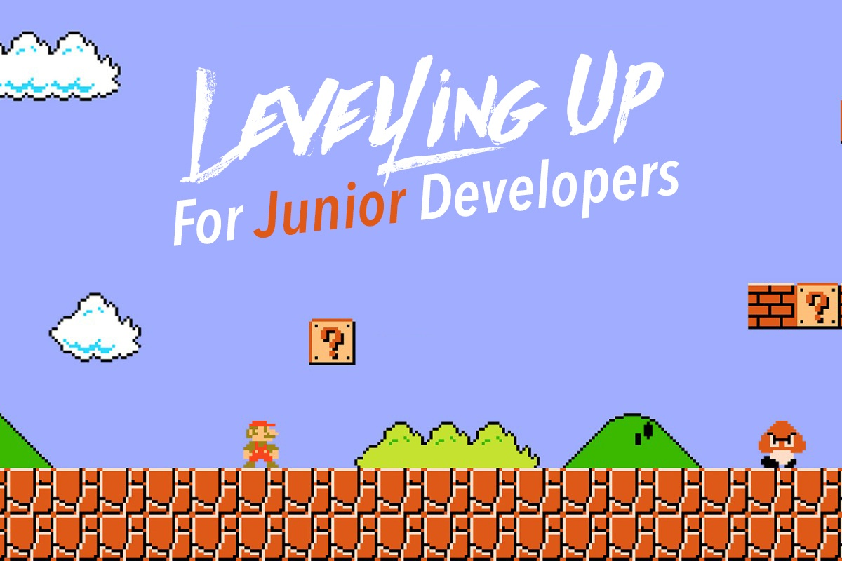 24 Ways - Levelling up as a Junior Developer